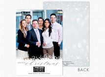 Merry Kindness Flat Holiday Photo Cards